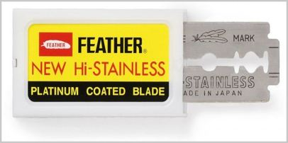 Feather-Razor